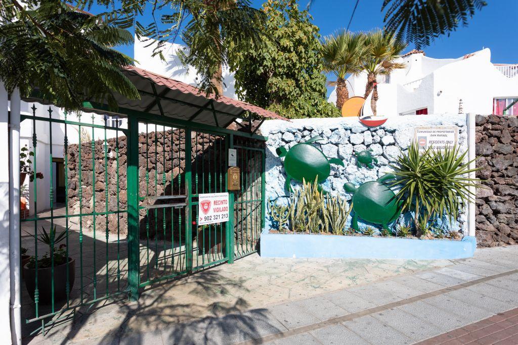 Exterior 188 Las Tortugas Apartment Costa Adejeerior